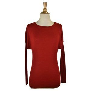 The Limited Pullovers XS Red